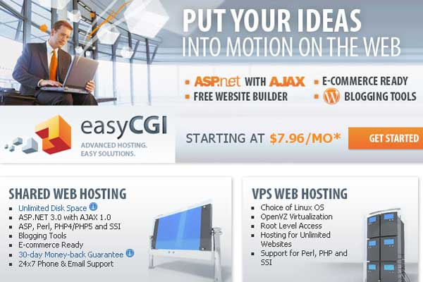 easy-cgi-hosting