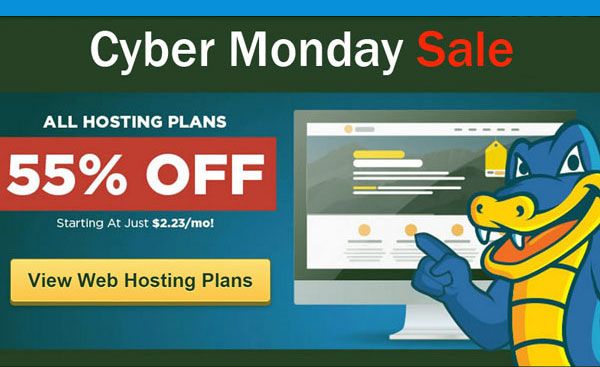 hostgator-cyber-monday-sale