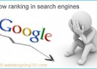 search-engine-ranking-down