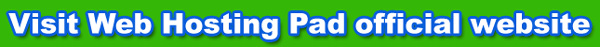 webhostingpad-official-website